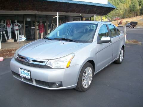 2011 Ford Focus for sale at Brinks Car Sales in Chehalis WA