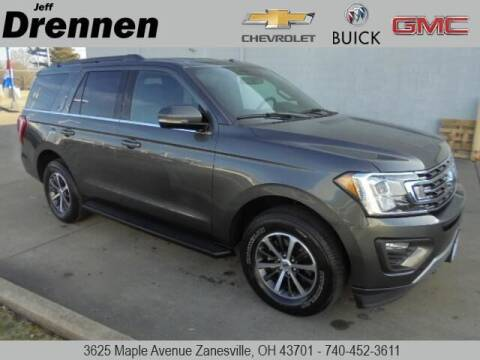 2019 Ford Expedition for sale at Jeff Drennen GM Superstore in Zanesville OH