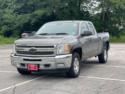 2012 Chevrolet Silverado 1500 for sale at Hillcrest Motors in Derry NH