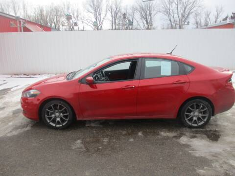 2013 Dodge Dart for sale at Chaddock Auto Sales in Rochester MN