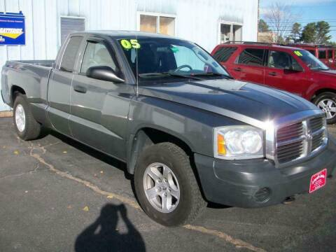 2005 Dodge Dakota for sale at Lloyds Auto Sales & SVC in Sanford ME