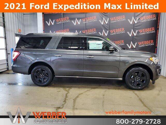 2021 Ford Expedition MAX for sale in Detroit Lakes, MN