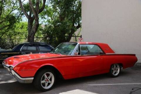 1962 Ford Thunderbird for sale at Classic Car Deals in Cadillac MI