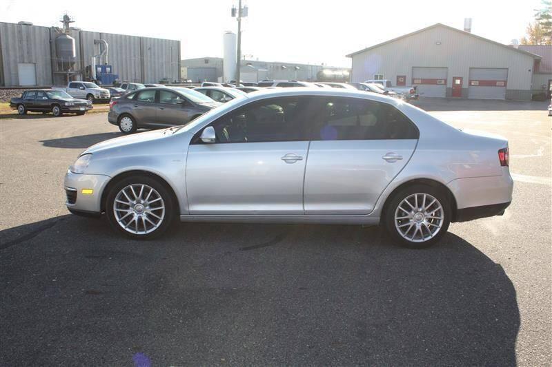 2008 Volkswagen Jetta for sale at SCHMITZ MOTOR CO INC in Perham MN