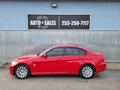 2008 BMW 3 Series for sale at Austin's Auto Sales in Edgewood WA