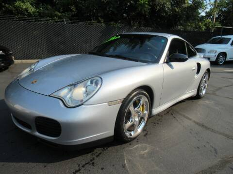 2002 Porsche 911 for sale at LULAY'S CAR CONNECTION in Salem OR