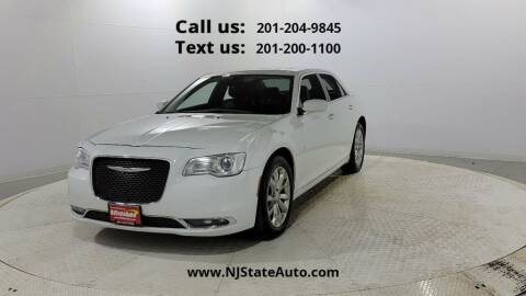 2015 Chrysler 300 for sale at NJ State Auto Used Cars in Jersey City NJ