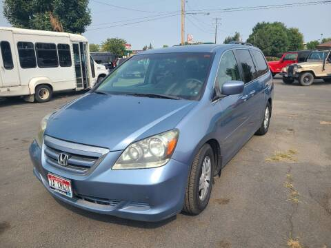 2007 Honda Odyssey for sale at Silverline Auto Boise in Meridian ID