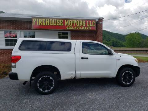 2007 Toyota Tundra for sale at Firehouse Motors LLC in Bristol TN