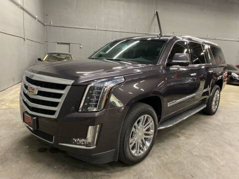 2016 Cadillac Escalade ESV for sale at EA Motorgroup in Austin TX