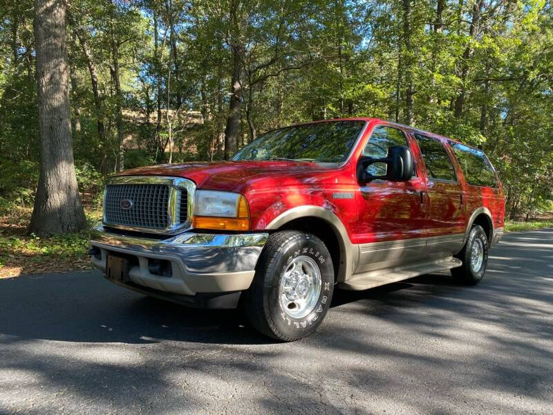 2000 Ford Excursion for sale at US 1 Auto Sales in Graniteville SC
