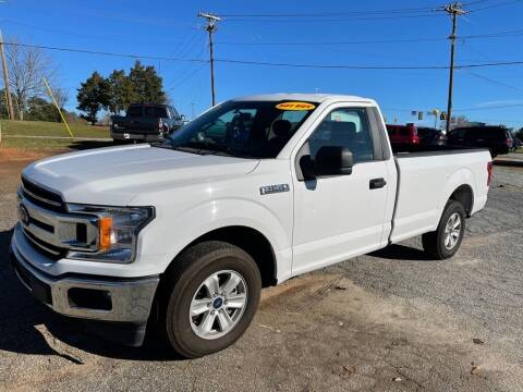 2019 Ford F-150 for sale at Modern Automotive in Boiling Springs SC