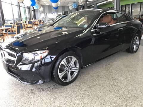 2018 Mercedes-Benz E-Class for sale at M Sport Motorcar in Hillside NJ
