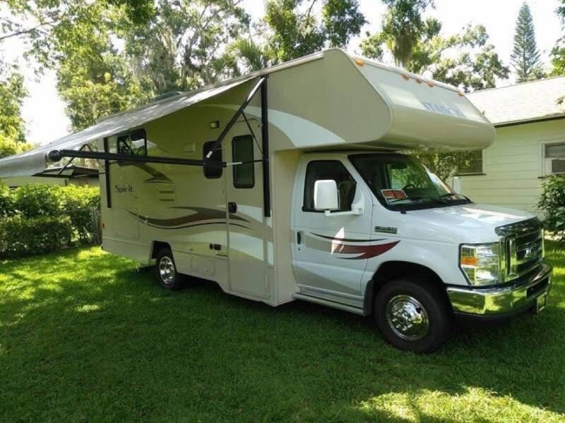 2015 Winnebago Itasca for sale at D & D Detail Experts / Cars R Us in New Smyrna Beach FL