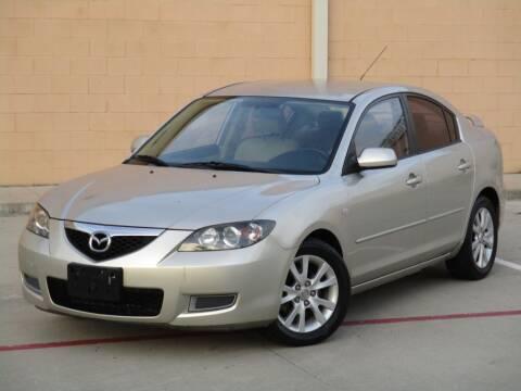 2007 Mazda MAZDA3 for sale at Executive Motor Group in Houston TX