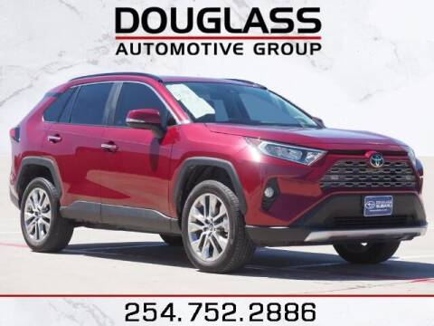 2019 Toyota RAV4 for sale at Douglass Automotive Group - Douglas Subaru in Waco TX