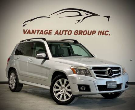 2011 Mercedes-Benz GLK for sale at Vantage Auto Group Inc in Fresno CA