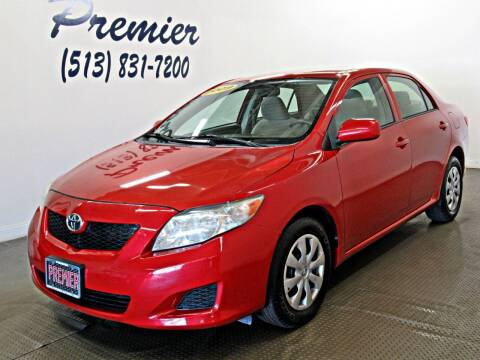 2009 Toyota Corolla for sale at Premier Automotive Group in Milford OH