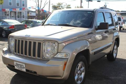 2011 Jeep Liberty for sale at Grasso's Auto Sales in Providence RI