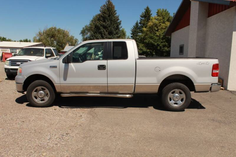 2006 Ford F-150 for sale at Epic Auto in Idaho Falls ID