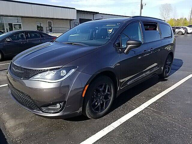 2019 Chrysler Pacifica for sale at MIG Chrysler Dodge Jeep Ram in Bellefontaine OH