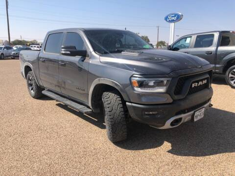 2019 RAM Ram Pickup 1500 for sale at STANLEY FORD ANDREWS in Andrews TX