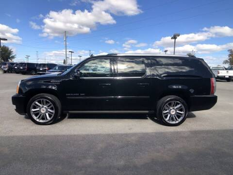 2014 Cadillac Escalade ESV for sale at Team Hall at City Auto in Murfreesboro TN