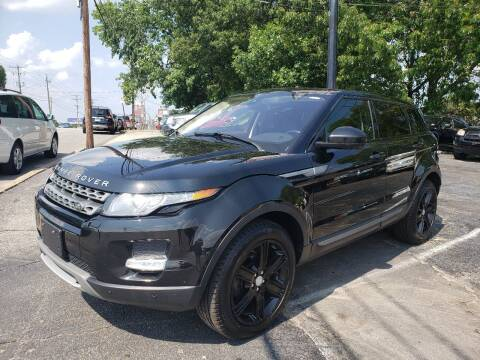 2015 Land Rover Range Rover Evoque for sale at Real Deal Auto Sales in Manchester NH