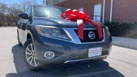2014 Nissan Pathfinder for sale at Speedway Motors in Paterson NJ