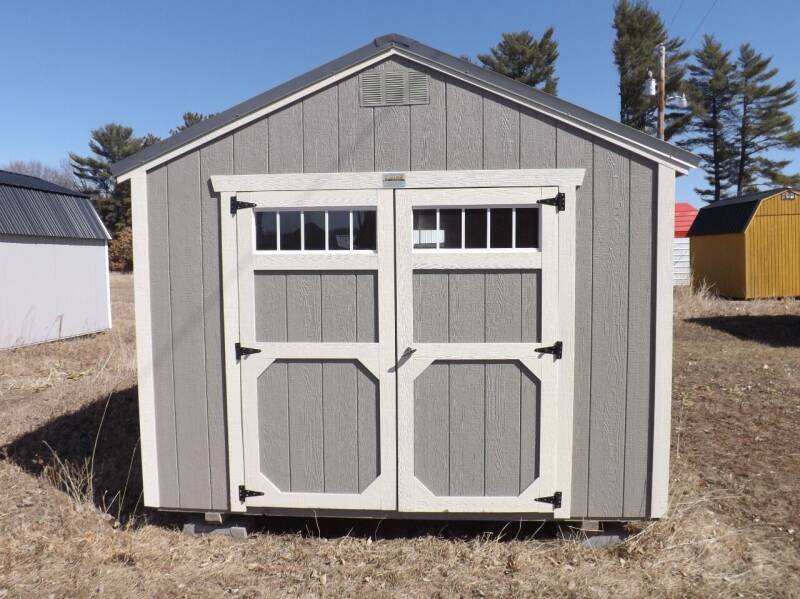 10 X 12 PAINTED UTILITY for sale at Extra Sharp Autos in Montello WI