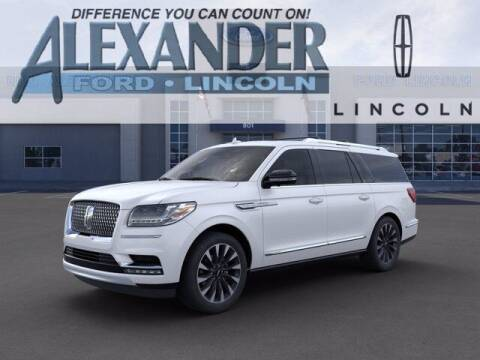 2021 Lincoln Navigator L for sale at Bill Alexander Ford Lincoln in Yuma AZ