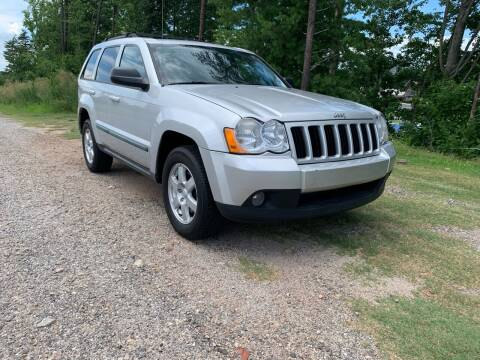 2008 Jeep Grand Cherokee for sale at Hillside Motors Inc. in Hickory NC