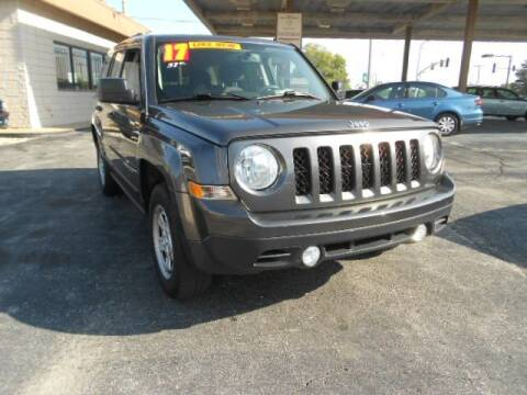 2017 Jeep Patriot for sale at Kansas City Motors in Kansas City MO