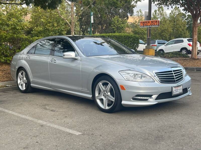 2010 Mercedes-Benz S-Class for sale at CARFORNIA SOLUTIONS in Hayward CA
