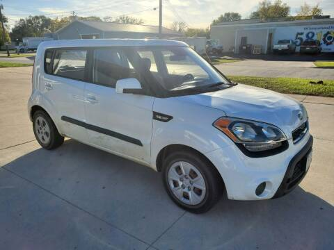 2013 Kia Soul for sale at GOOD NEWS AUTO SALES in Fargo ND