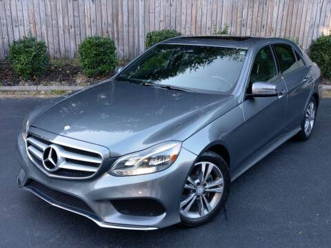 2016 Mercedes-Benz E-Class for sale at Mich's Foreign Cars in Hickory NC