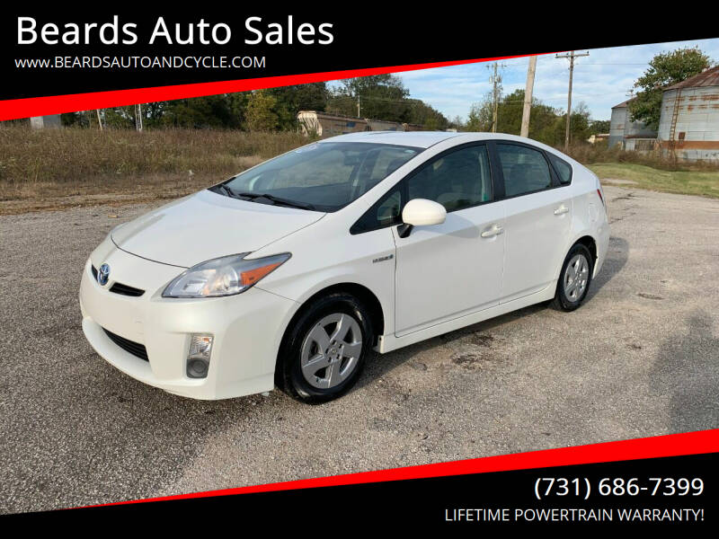 2010 Toyota Prius for sale at Beards Auto Sales in Milan TN