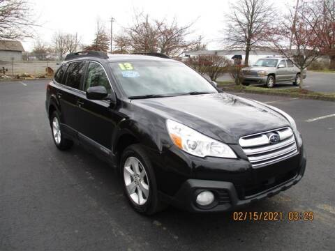 2013 Subaru Outback for sale at Euro Asian Cars in Knoxville TN