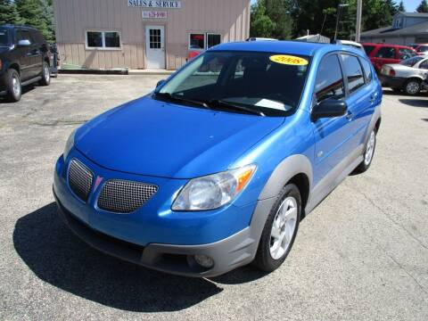 2008 Pontiac Vibe for sale at Richfield Car Co in Hubertus WI