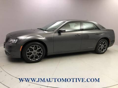 2017 Chrysler 300 for sale at J & M Automotive in Naugatuck CT