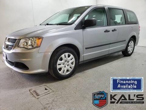 2015 Dodge Grand Caravan for sale at Kal's Kars - VANS in Wadena MN