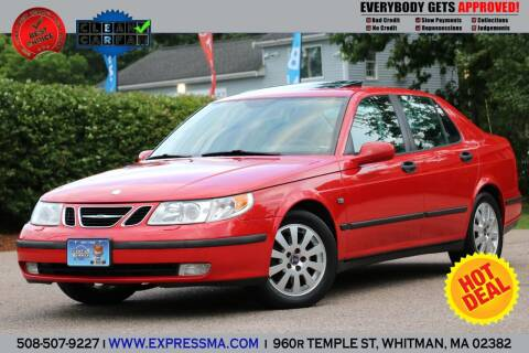 2003 Saab 9-5 for sale at Auto Sales Express in Whitman MA