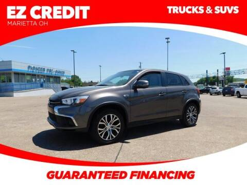 2018 Mitsubishi Outlander Sport for sale at Pioneer Family preowned autos in Williamstown WV