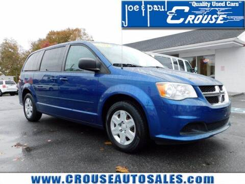 2011 Dodge Grand Caravan for sale at Joe and Paul Crouse Inc. in Columbia PA