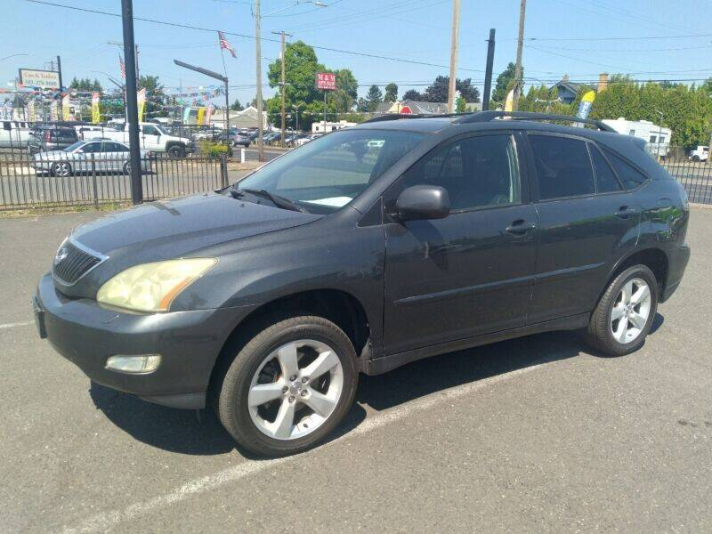 2004 Lexus RX 330 for sale at Cars & Trailers in Portland OR