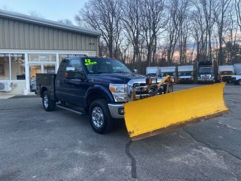 2012 Ford F-250 Super Duty for sale at Auto Towne in Abington MA