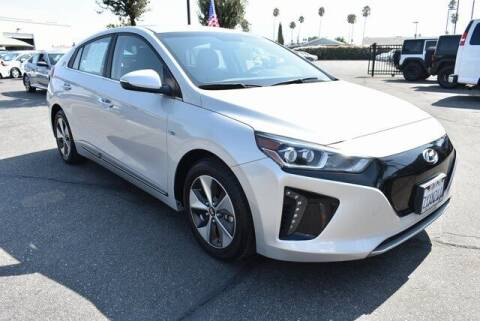2017 Hyundai Ioniq Electric for sale at DIAMOND VALLEY HONDA in Hemet CA