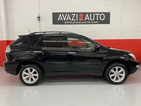 2009 Lexus RX 350 for sale at AVAZI AUTO GROUP LLC in Gaithersburg MD