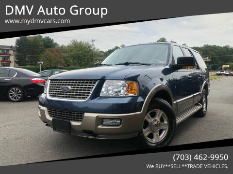 2004 Ford Expedition for sale at DMV Auto Group in Falls Church VA