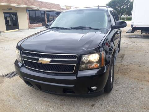2011 Chevrolet Suburban for sale at LAND & SEA BROKERS INC in Deerfield FL